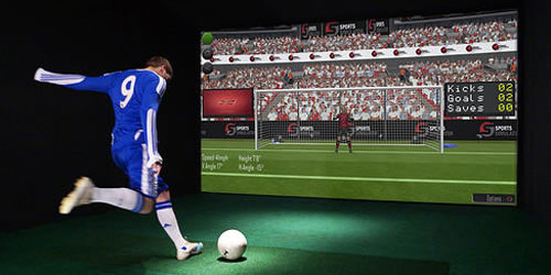 Sports Simulators for Home and Commercial Use - Golf, Football