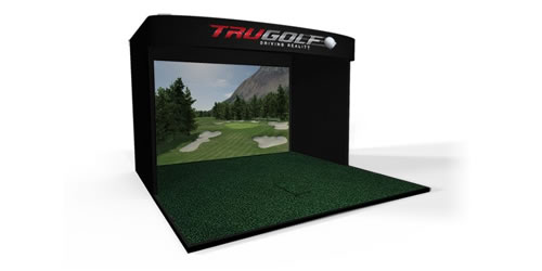 Sports Simulators for Home and Commercial Use - Golf, Football ...